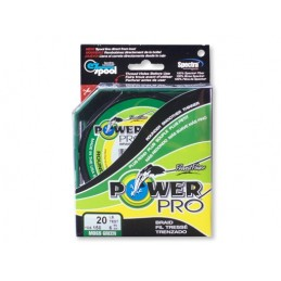 POWERPRO SUPER LINES MOSS GREEN