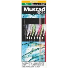 MUSTAD ΤΣΑΠΑΡΙ Τ85