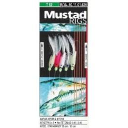 MUSTAD ΤΣΑΠΑΡΙ Τ62