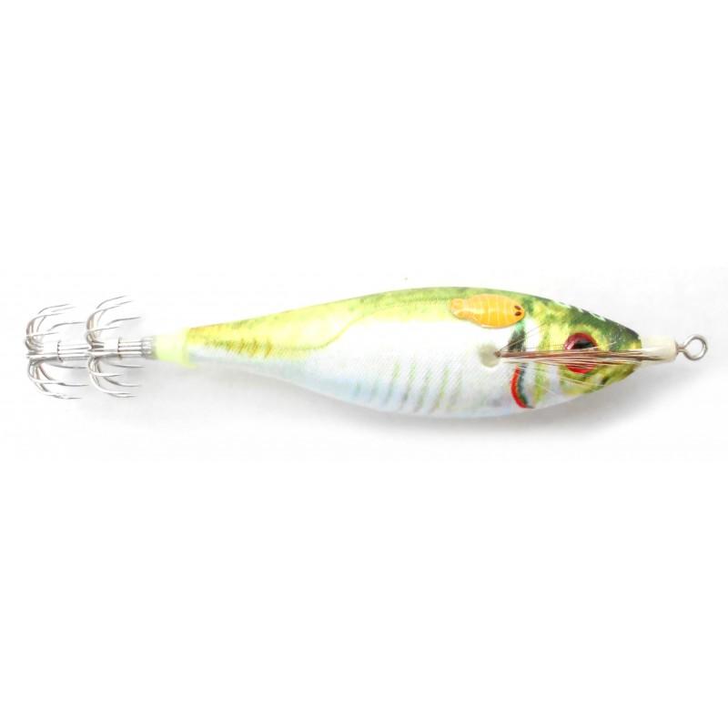 ΚΑΛΑΜΑΡΙΕΡΑ DTD  REAL FISH BUKVA (SMELT) 10803