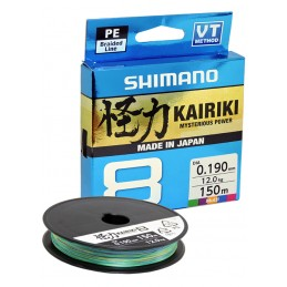 ΝΗΜΑ SHIMANO KAIRIKI 150m (No 0.160, 0.190, 0.200)