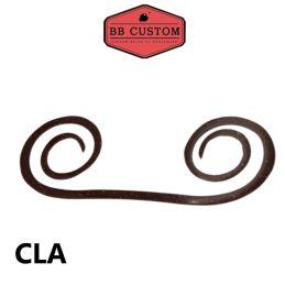 BB CUSTOM - TAILS CURLY 6ΤΕΜ. (CLA)