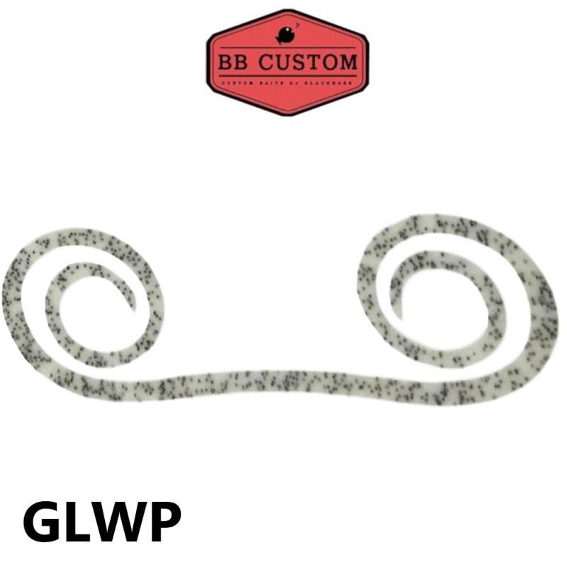 BB CUSTOM - TAILS CURLY 6ΤΕΜ. (GLWP)
